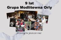 Highlight for Album: 9 lat Grupa Modlitewna Orly - wspomnienia