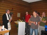Highlight for Album: XXXVIII. Spotkanie Modlitewne Orlow (24.08.2007) Gosc: Ks. Stefan Ceberek