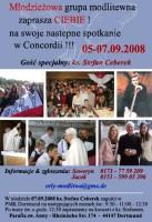 Highlight for Album: 43. Modlitewne Spotkanie Orlow - gosc specjalny: ks Stefan Ceberek (05.09.2008)